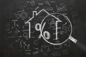 home-interest-rate-concept