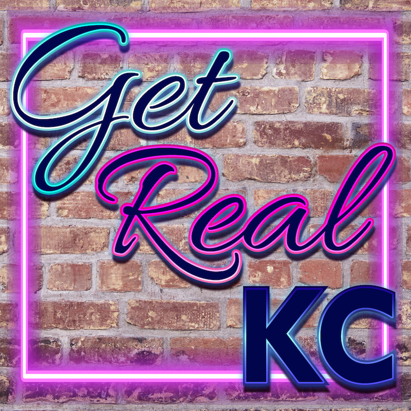 Get Real KC Podcast Logo